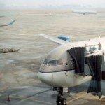 Seoul airport plane