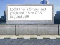 online behavioral advertising