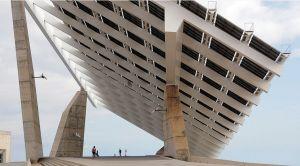 Green energy planning - Barcelona PV Array