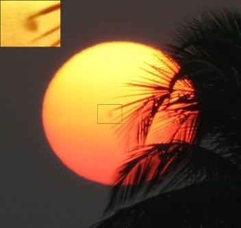 Solar flare biggest