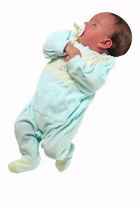No Dynamic Baby Gymnastics here!