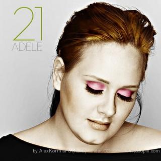 Great Adele Eyelashes
