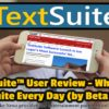 TextSuite Review Why I use Text Suite by Jon Leger daily